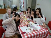 ピザパーティー@ひな祭り