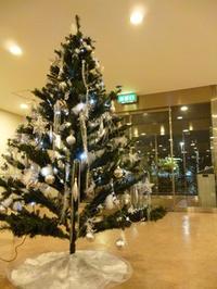 クリスマスへ準備着々