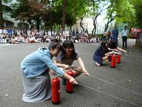 消防避難訓練2014