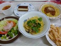 食べ放題☆パスタフェア