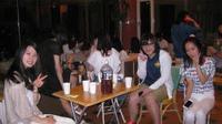七夕の夜、お茶会を開催しました
