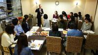 【市川】新入生歓迎!お茶会を開催しました。