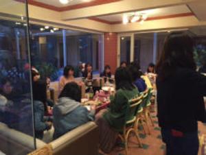【聖蹟桜ヶ丘】新入生歓迎パーティー2017