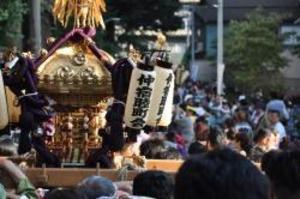 氷川神社例祭2017