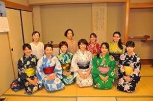 【6月イベント報告】フィットネス測定会&浴衣着付け教室